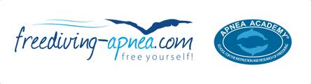freediving apnea logo